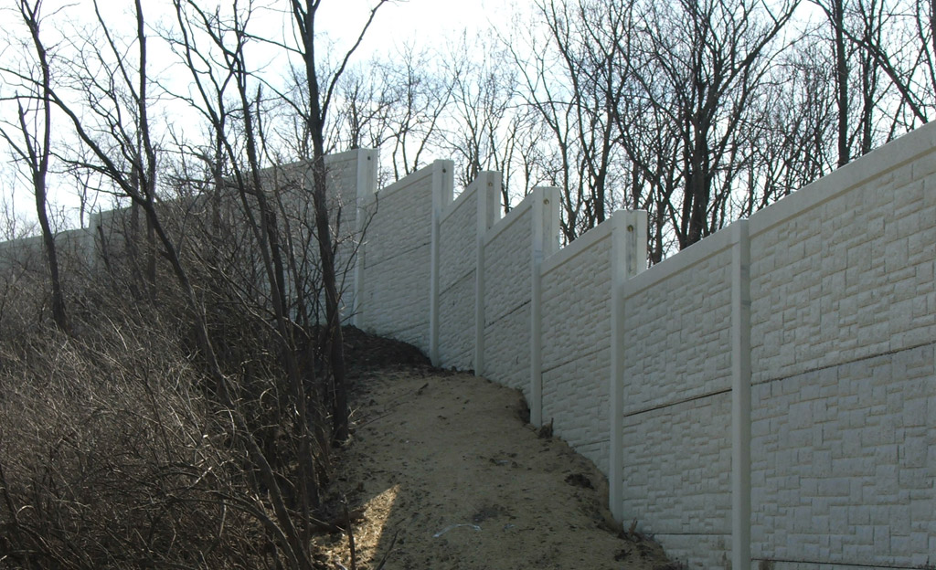Sound Barrier Walls | The Prestressed Group