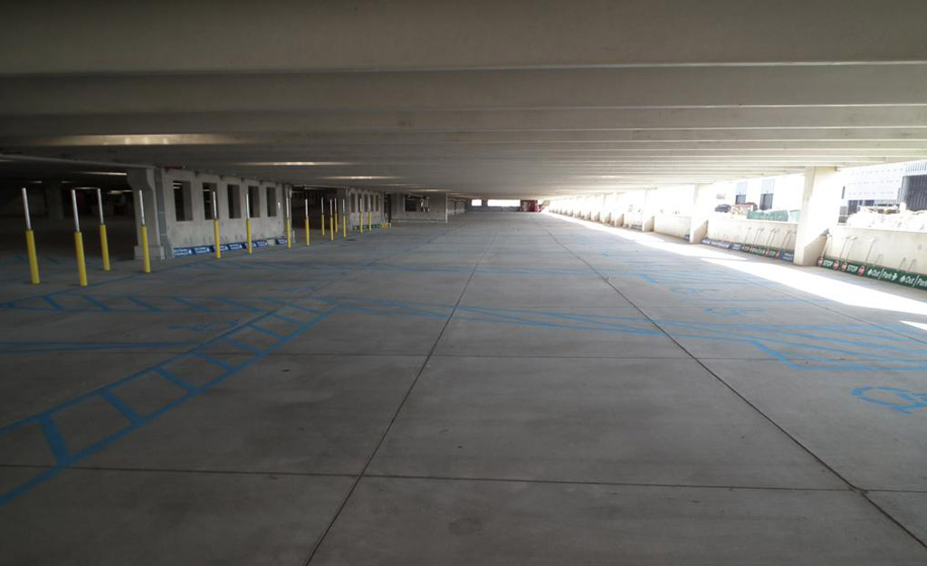 Detroit Arsenal Parking Deck The Prestressed Group
